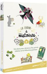 La cabane à histoires / Célia Riviere, réal. | Riviere, Célia. Metteur en scène ou réalisateur