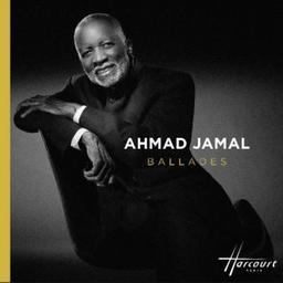 Ballades / Ahmad Jamal, comp., p.   Jamal, Ahmad. Compositeur. Piano