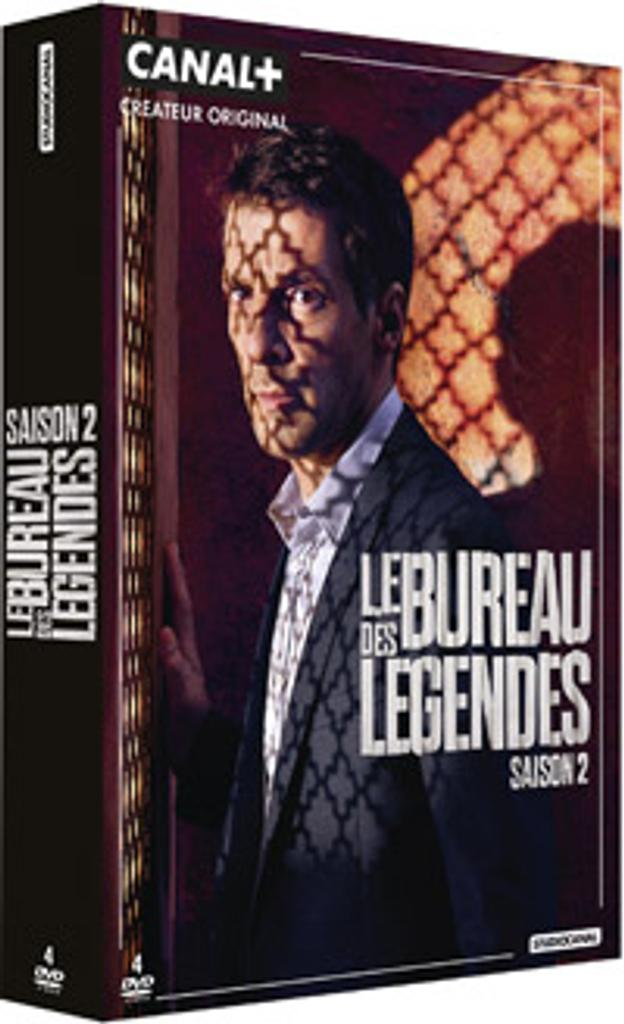 Le bureau des légendes, saison 2 : épisodes 7 et 8 / Eric Rochant, réal., scénario   Rochant, Eric. Metteur en scène ou réalisateur. Scénariste