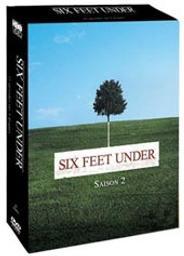 Six feet under, saison 2 / Alan Ball, auteur adapté, scénario   Garcia, Rodrigo. Metteur en scène ou réalisateur