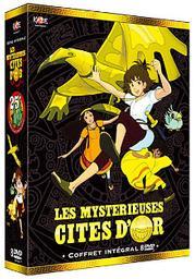 Les mystérieuses cités d'or : Episodes 1 à 12 / Bernard Deyries, Jean Chalopin, réal. | Deyries, Bernard . Metteur en scène ou réalisateur