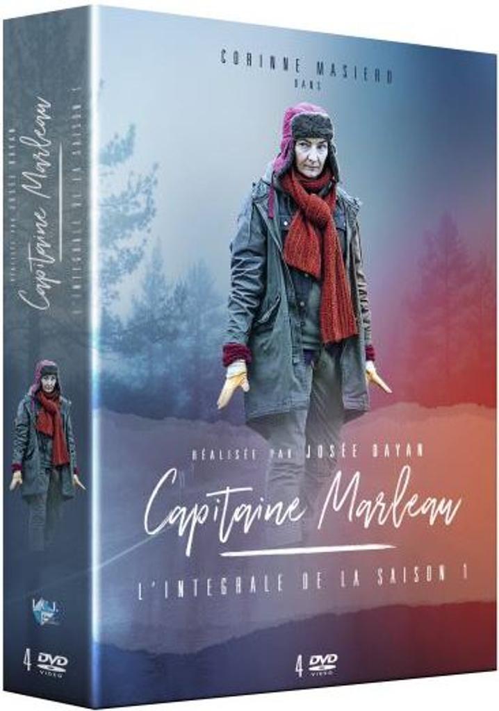 Capitaine Marleau, saison 1 / Josée Dayan, réal. |