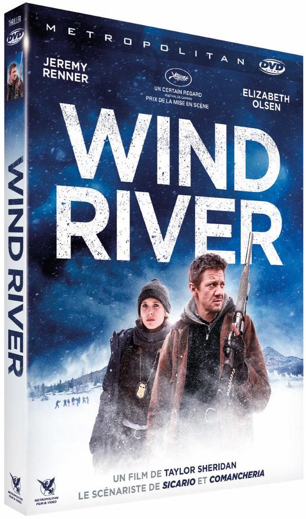 Wind River / Taylor Sheridan, réal., scénario |
