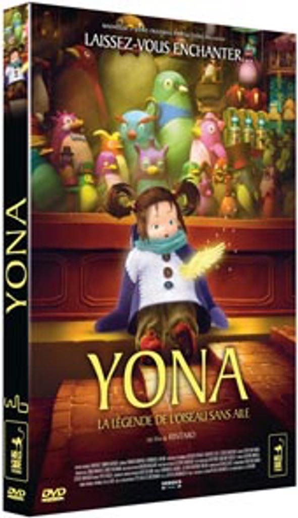 Yona = La légende de l'oiseau sans aile / Rintarô, réal., aut. adapté |