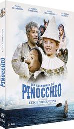 Les aventures de Pinocchio / Luigi Comencini, réal., scénario   Comencini, Luigi. Metteur en scène ou réalisateur. Scénariste