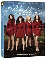 Pretty Little Liars, saison 4 / I.Marlene King, réal., aut. adapté | King, I.Marlene. Metteur en scène ou réalisateur. Antécédent bibliographique