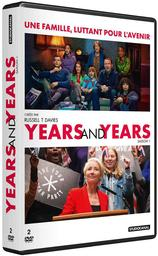 Years and years, saison 1 / Simon Cellan Jones, Lisa Mulcahy, réal. | Cellan Jones, Simon. Metteur en scène ou réalisateur