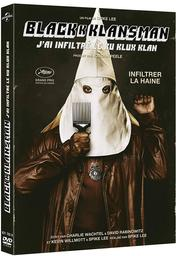 Blackkklansman : J'ai infiltré le Ku Klux Klan / Spike Lee, réal., scénario | Lee, Spike. Metteur en scène ou réalisateur. Scénariste