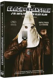 Blackkklansman : J'ai infiltré le Ku Klux Klan / Spike Lee, réal., scénario   Lee, Spike. Metteur en scène ou réalisateur. Scénariste