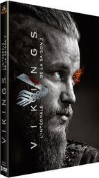 Vikings, saison 2 / Ciaran Donnelly, Ken Girotti, Helen Shaver, réal. | Donnelly, Ciaran . Metteur en scène ou réalisateur