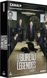 Le bureau des légendes, saison 3 : épisodes 1 à 3 / Eric Rochant, réal., scénario   Rochant, Eric. Metteur en scène ou réalisateur. Scénariste