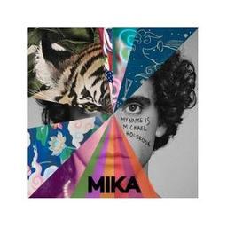 My name is Michael Holbrook / Mika, aut., comp., chant   Mika. Parolier. Compositeur. Chanteur