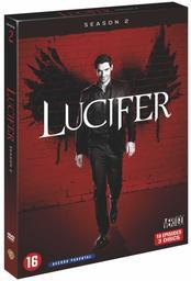 Lucifer, saison 2 / Nathan Hope, Louis Shaw Milito, Mairzee Almas, Ben Hernandez Bray, réal. | Hope, Nathan. Metteur en scène ou réalisateur