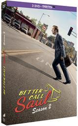 Better call saul, saison 3 / Thomas Schnauz, Terry McDonough, Scott Winant, réal. | Schnauz, Thomas. Metteur en scène ou réalisateur