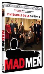 Mad men, saison 2 / Andrew Bernstein, Tim Hunter, Lesli Linka Glatter, réal. | Bernstein, Andrew. Metteur en scène ou réalisateur