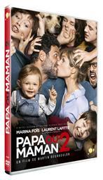 Papa ou maman 2 / Martin Bourboulon, réal. | Bourboulon, Martin. Metteur en scène ou réalisateur