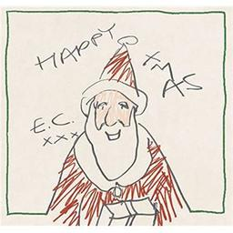 Happy Xmas / Eric Clapton, chant, guit.   Clapton, Eric. Chanteur. Guitare