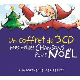 Mes petites chansons pour Noël / Anne Sylvestre, Tino Rossi, André Claveau... [et al.], chant  