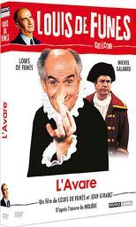 L'avare / Jean Girault, réal., scénario   Girault, Jean (1924-1982). Metteur en scène ou réalisateur. Scénariste