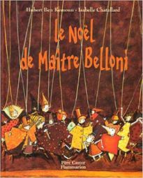 Le Noël de maître Belloni / Hubert Ben Kemoun   Ben Kemoun, Hubert