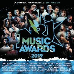NRJ Music Awards 2019 / Taylor Swift, Billie Eilish, Sia... [et al.], chant   Swift, Taylor. Chanteur