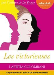 Les victorieuses : suivi d'un entretien inédit / Laetitia Colombani | Colombani, Laetitia