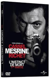 Mesrine : 1ere partie, L'instinct de mort / Jean-François Richet, réal., scénario   Richet, Jean-François. Metteur en scène ou réalisateur