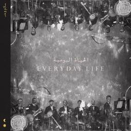 Everyday life / Coldplay, ens. instr. et voc. |