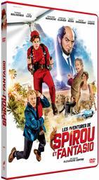 Les aventures de Spirou et Fantasio / Alexandre Coffre, réal.   Coffre, Alexandre. Metteur en scène ou réalisateur. Scénariste
