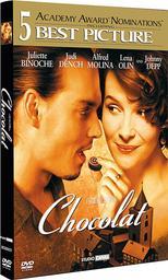 Le chocolat / Lasse Hallstrom, réal. | Hallström, Lasse (1946-....). Metteur en scène ou réalisateur