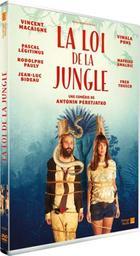 La loi de la jungle / Antonin Peretjatko, réal., scénario   Peretjatko, Antonin. Metteur en scène ou réalisateur. Scénariste