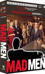 Mad men, saison 4 / Phil Abraham, Michael Uppendahl, Jennifer Getzinger, réal.   Abraham, Phil . Metteur en scène ou réalisateur