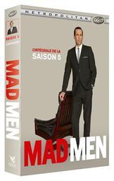 Mad men, saison 5 / Phil Abraham, Michael Uppendahl, Jennifer Getzinger, réal.   Abraham, Phil . Metteur en scène ou réalisateur