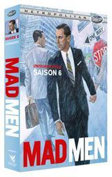 Mad men, saison 6 / Phil Abraham, Michael Uppendahl, Jennifer Getzinger, réal.   Abraham, Phil . Metteur en scène ou réalisateur