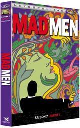 Mad men, saison 7 : Partie 1 / Michael Uppendahl, Scott Hornbacher, Chris Manley, réal.   Uppendahl, Michael. Metteur en scène ou réalisateur