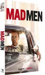 Mad men, saison 7 : Partie 2 / Scott Hornbacher, Michael Uppendahl, Jennifer Getzinger, réal.   Hornbacher, Scott. Metteur en scène ou réalisateur