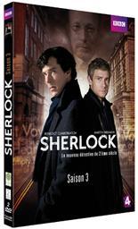 Sherlock, saison 3 : le nouveau détective du 21ème siècle / Jeremy Lovering, Colm McCarthy, Nick Hurran, réal. | Lovering, Jeremy. Metteur en scène ou réalisateur