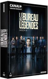 Le bureau des légendes, saison 4 : épisodes 9 et 10 / Eric Rochant, réal., scénario | Rochant, Eric. Metteur en scène ou réalisateur. Scénariste