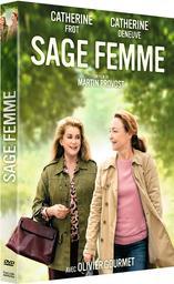 Sage-femme / Martin Provost, réal., scénario   Provost, Martin. Metteur en scène ou réalisateur. Scénariste