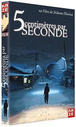 5 centimètres par seconde / Makoto Shinkai, réal., scénario | Shinkai, Makoto. Metteur en scène ou réalisateur. Scénariste