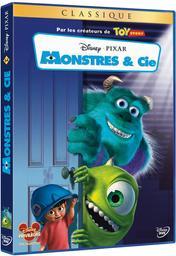 Monstres et Cie / Pete Docter, réal., aut. adapté | Docter, Pete. Metteur en scène ou réalisateur