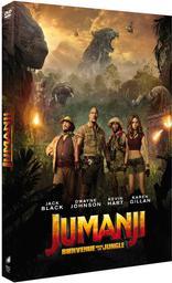 Jumanji : Bienvenue dans la jungle / Jake Kasdan, réal. | Kasdan, Jake. Metteur en scène ou réalisateur