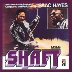 "Bande originale du film ""Shaft"" / Isaac Hayes, comp.   Hayes, Isaac. Compositeur"