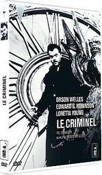 Le criminel / Orson Welles, réal. | Welles, Orson. Metteur en scène ou réalisateur