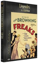 Freaks : La monstrueuse parade / Tod Browning, réal. | Browning, Tod. Metteur en scène ou réalisateur