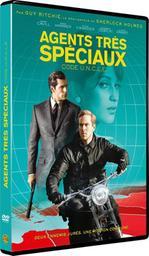 Agents très spéciaux : Code U.N.C.L.E. / Guy Ritchie, réal., scénario   Ritchie, Guy. Metteur en scène ou réalisateur