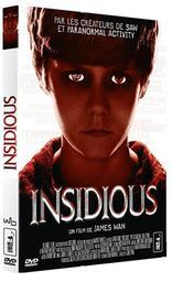 Insidious / James Wan, réal. | Wan, James. Metteur en scène ou réalisateur