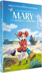 Mary et la fleur de la sorcière / Hiromasa Yonebayashi, réal., scénario | Yonebayashi, Hiromasa. Metteur en scène ou réalisateur. Scénariste