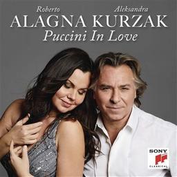 Puccini in love / Giacomo Puccini, comp.   Puccini, Giacomo. Compositeur