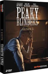 Peaky Blinders, saison 5 / Anthony Byrne, réal.   Byrne, Anthony. Metteur en scène ou réalisateur
